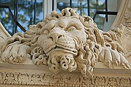 tête de lion Massillon- Archi Prep