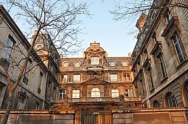Localisation prépa en architecture Archi Prep'